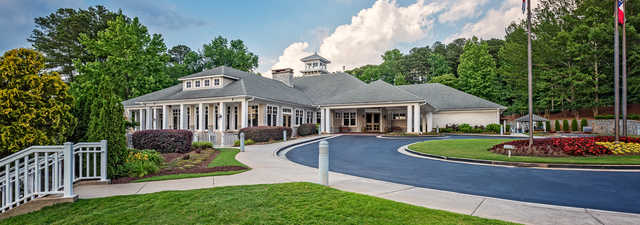 Stone Mountain GC Clubhouse