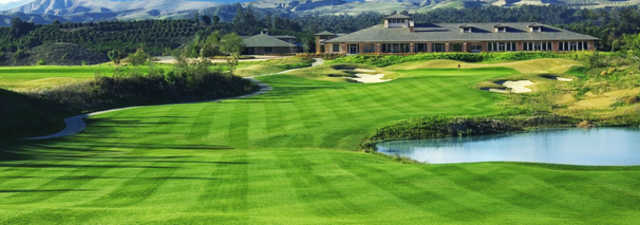 Moorpark CC - The Canyon Crest: #9