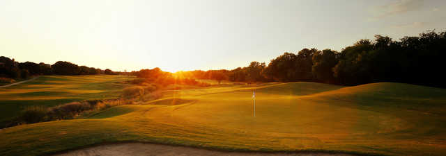 The Trails of Frisco GC: Sunset