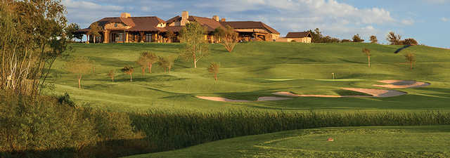 Wildhorse GC of Robson Ranch: #1