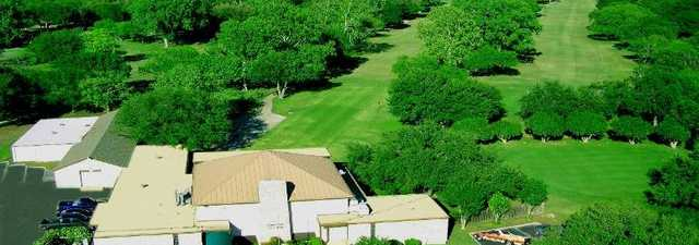 Windcrest GC: clubhouse