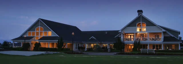 The Currituck Club: Clubhouse