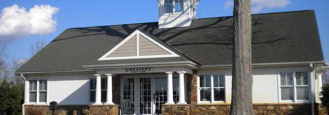 Crescent GC: clubhouse