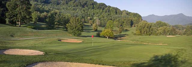 The Waynesville Inn Golf Resort & Spa - Blue Ridge: #3