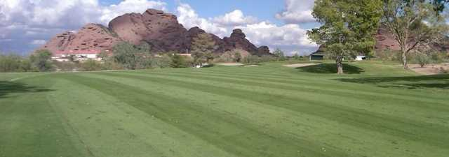 Papago GC: #18