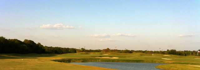 Roy Kizer Golf Course: #18