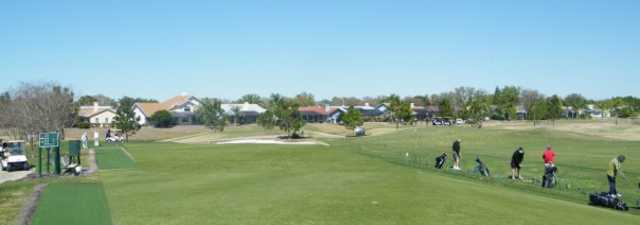 Summerfield GC: driving range