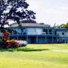 Juan De Fuca Parks GC: Clubhouse