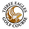 Three Eagles Golf Course Logo