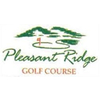 Pleasant Ridge Golf Course Logo