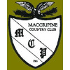 Maccripine Country Club Logo