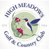 High Meadows Golf & Country Club Logo