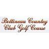 Bottineau Country Club Logo
