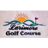 Larimore Golf Club Logo
