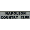 Napoleon Country Club Logo