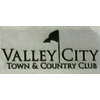 Valley City Town & Country Club Logo