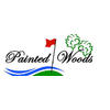 Painted Woods Golf Course Logo