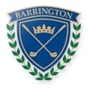 Barrington Golf Club Logo