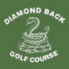 Diamond Back Golf Course Logo