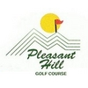 Back/Front at Pleasant Hill Golf Course Logo