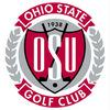 Scarlet at Ohio State University Golf Course Logo