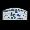 Homestead Springs Golf Course Logo