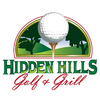 Hidden Hills Golf Course Logo