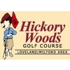 Hickory Woods Golf Course Logo