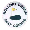 Rolling Green Golf Course Logo