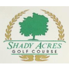 Shady Acres Golf Course Logo