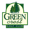 Green Crest Golf Club Logo