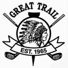 Blue/White at Great Trail Golf Club Logo