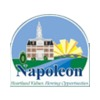 Napoleon Municipal Golf Course Logo