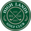 High Lands Golf Club Logo