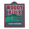 Woody Ridge Golf Course Logo