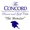 The Monster at Concord Resort Hotel Logo