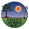 Green Acres Golf Course Logo