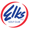 Elks 797 Golf Club Logo