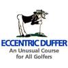 Eccentric Duffer Golf Course Logo