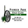 Beaver Pioneer Park Golf Course Logo