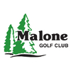 West at Malone Golf Club Logo