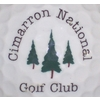 Cimarron National Golf Club - Cimarron National Course Logo