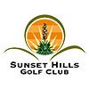 Sunset Hills Golf Course Logo