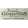Generations Golf Course Logo