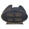 Nine at Eagle Crest Golf Course Logo