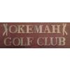 Okemah Golf Course Logo