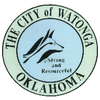 Watonga Golf Club Logo