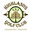 Highlands at Gearhart, The Logo