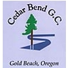 Cedar Bend Golf Club Logo