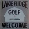 Lakeridge Golf Course Logo